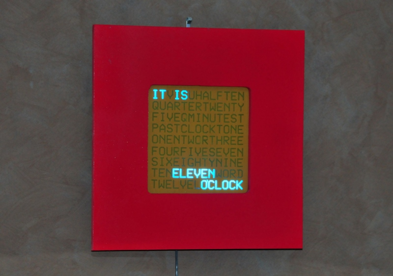 Dougs Word Clock