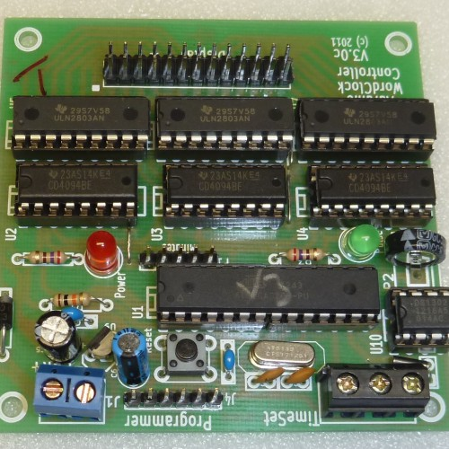 WordClock Controller Board